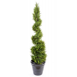 Cypress artificial Juniperus JUNIPERUS SPIRAL FINE
