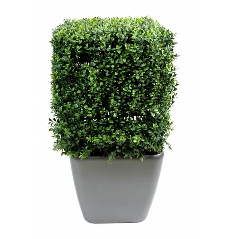 Buis artificiel carre new for Arbuste buis artificiel