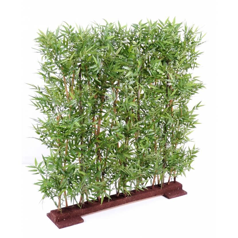 bambou artificiel oriental haie dense. Black Bedroom Furniture Sets. Home Design Ideas