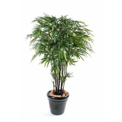 Bamboo artificial black natural