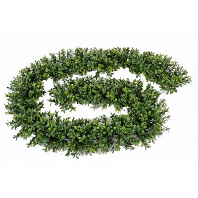 Boxwood artificial GARLAND NEW