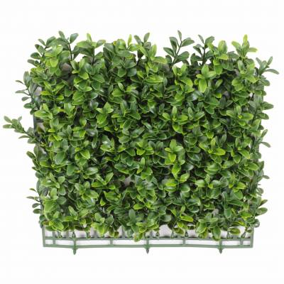 Boxwood artificial PLATE NEW *140