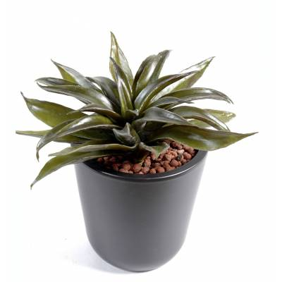 Agave plant artificial mini