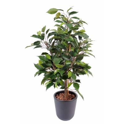 Ficus artificiel NATASJA IN 10 POT