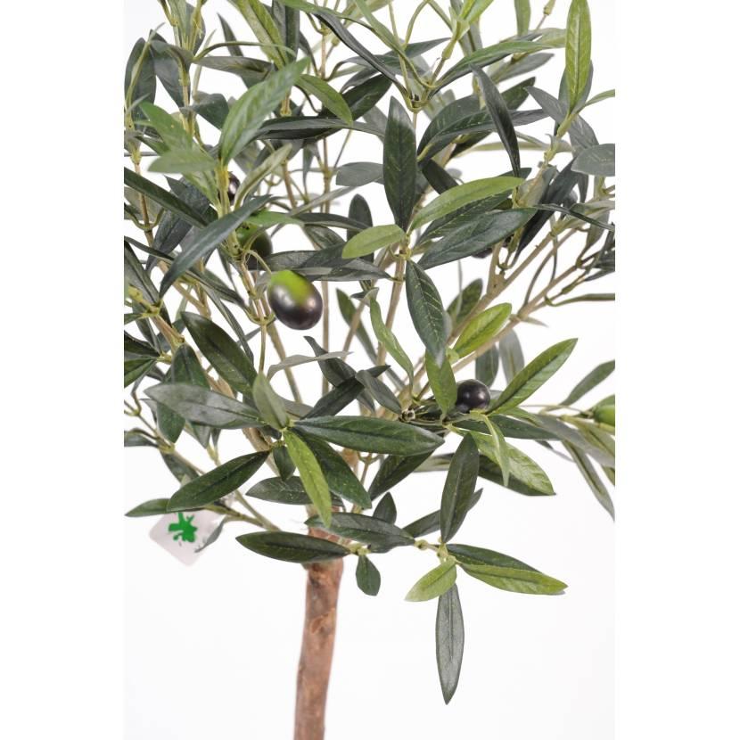 olivier artificiel plant pot 10. Black Bedroom Furniture Sets. Home Design Ideas
