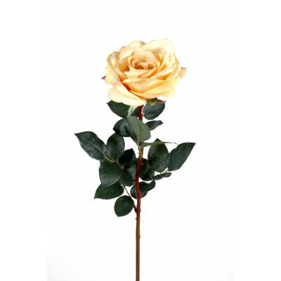 Artificial Rose SINGLE ELISABETH natural touch