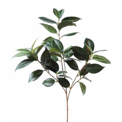 Camelia artificial JAPONICA SPRAY without flowers