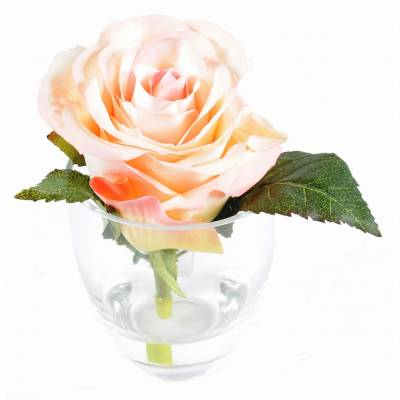Bouquet artificiel ROSE 1
