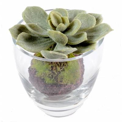 Bouquet artificiel SUCCULENT