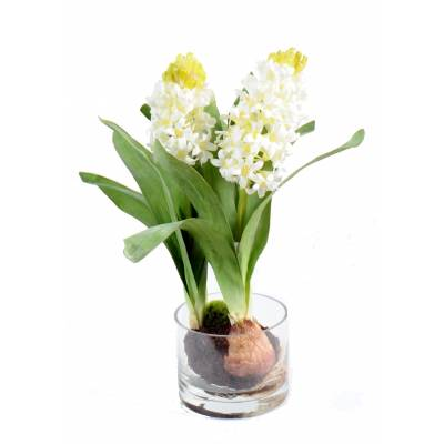 Bouquet artificial HYACINTH