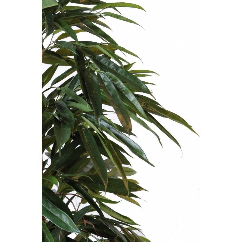 Ficus artificiel alii bush royal for Ficus artificiel