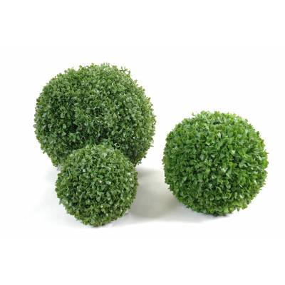 Boxwood artificial BALL SINGLE
