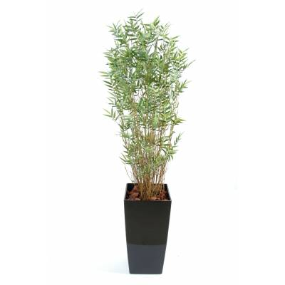 Bamboo artificial MULTITREE ORIENTAL pot kubis