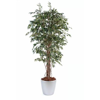 Ficus artificiel LIANES EN POT ROND