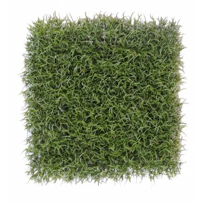 Herbe artificielle FINE PLAQUE 27*27