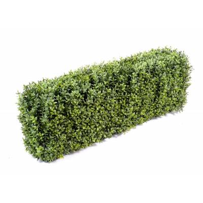 Boxwood artificial HEDGE NEW STRUCTURE METAL