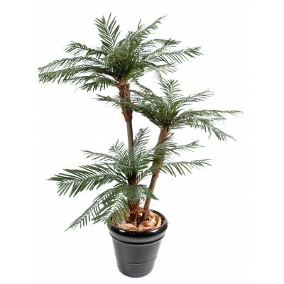 Palm tree artificial 3 TRUNKS NEW TF
