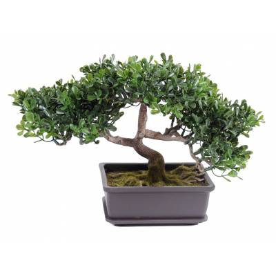 Bonsai artificial Tea MINI 22 CM