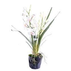 Cymbidium artificial PLANT 80 CM