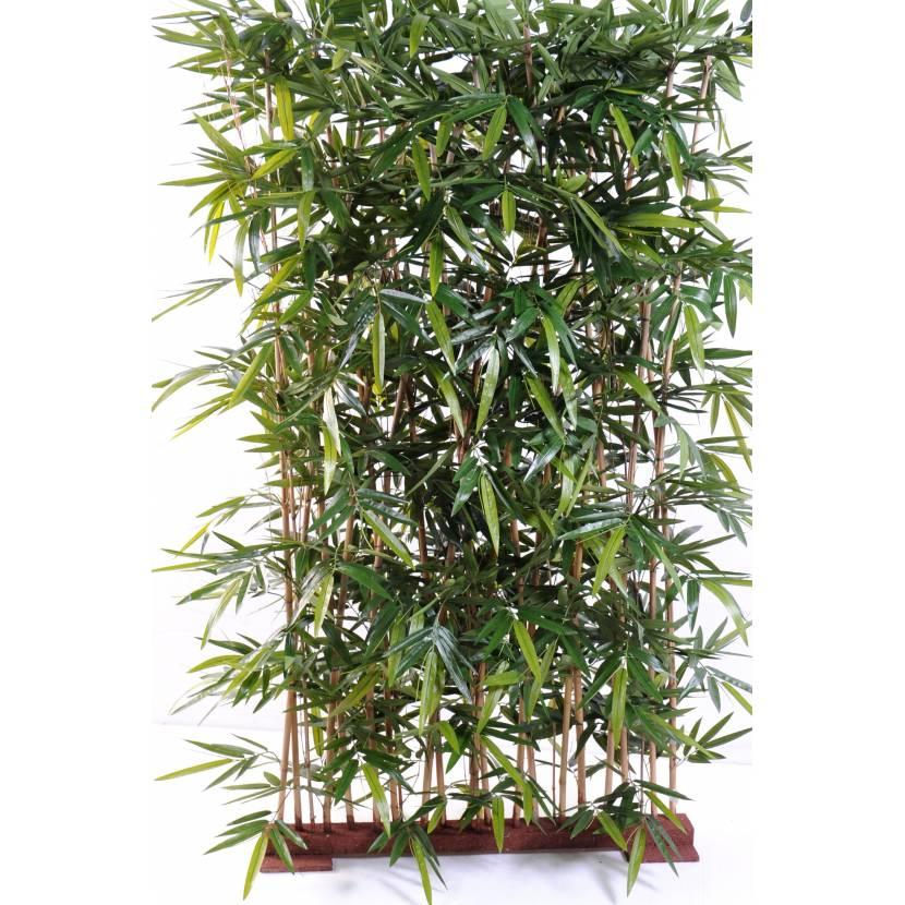 Bambou artificiel new haie uv - Haie bambou artificiel exterieur ...