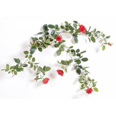 Artificial Rose GARLAND ROYAL 145