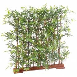 Bambou artificiel JAPANESE PLAST HAIE DENSE UV RESISTANT