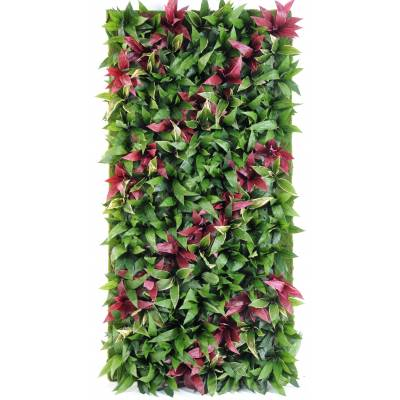 Artificial wall PLANT CORDYLINE
