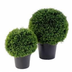 Cypress artificial BALL POT