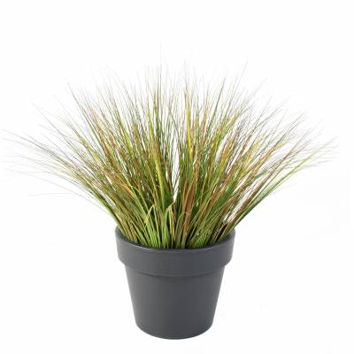 ONION GRASS artificial POTTED BASIC GREEN TOP PLANT