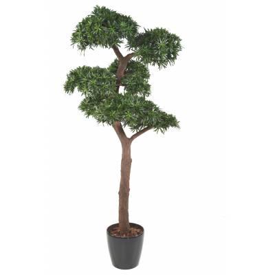 PODOCARPUS artificiel BONSAI UV RESISTANT