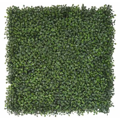 Boxwood artificial PLATE 50*50