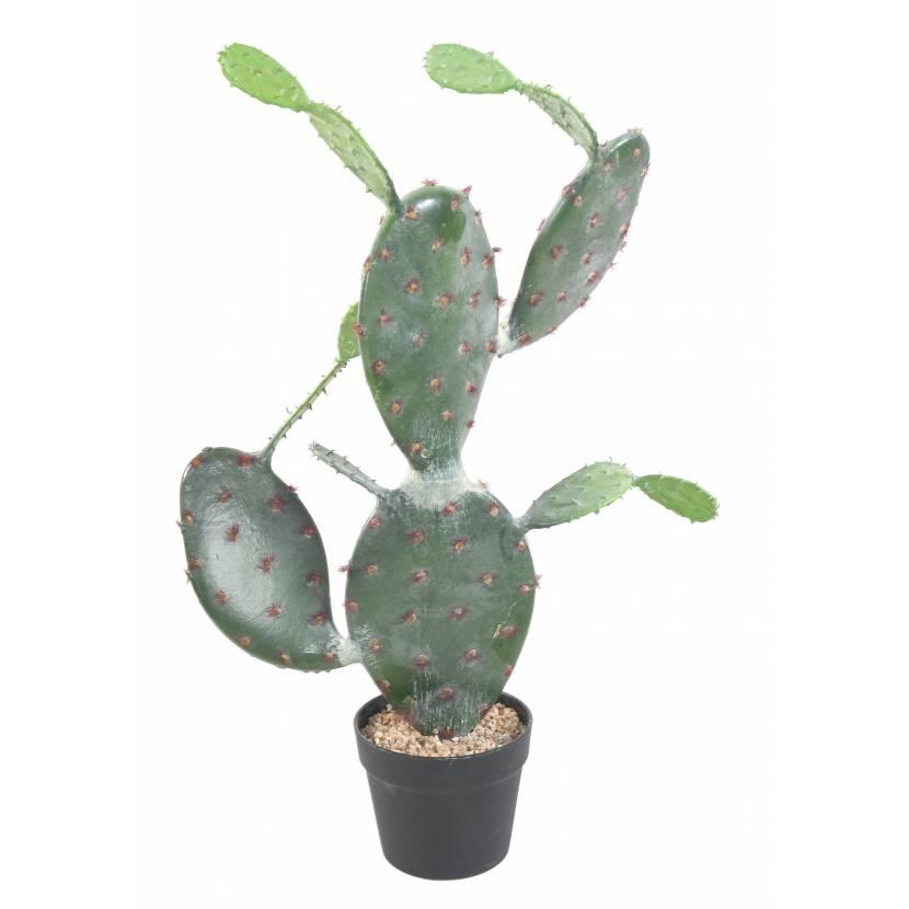 Cactus Nopal Artificiel-75cm