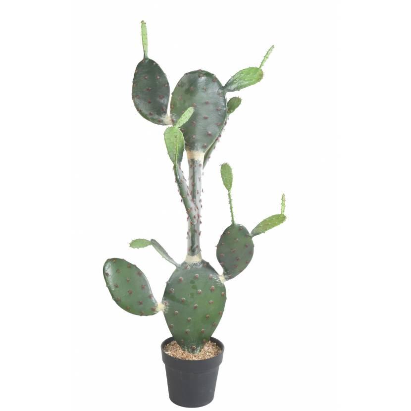 Opuntia Cactus Artificial