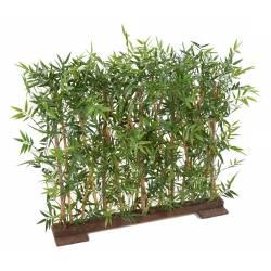 Bambou artificiel JAPANESE PLAST HAIE DENSE 90 UV RESISTANT