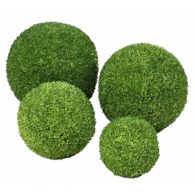 BOXWOOD BALL artificial SEMPERVIRENS