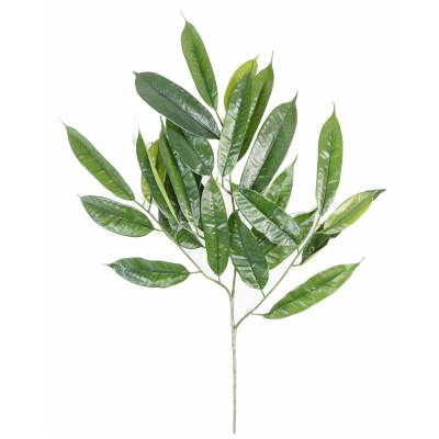 FICUS Artificial LONGIFOLIA SPRAY*25