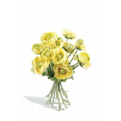 Ranunculus artificial BOUQUET