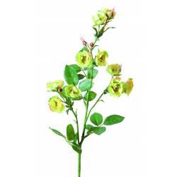 Rose artificielle SAUVAGE*11