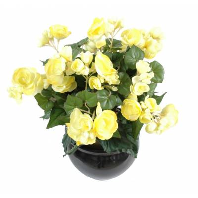 Begonia artificiel*90