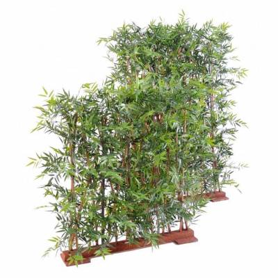 BAMBOO Artificial JAPANESE PLAST HEDGE DENSE 190 UV