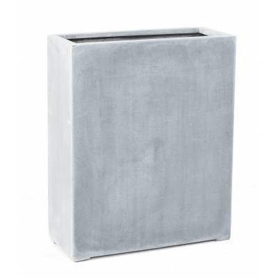 PLANTER HIGH FIBER GREY