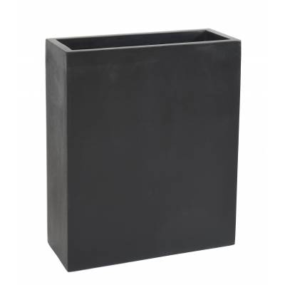 PLANTER, HIGH-FIBER BLACK