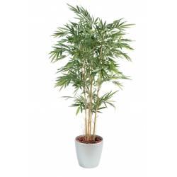 Bambou artificiel NEW EN POT ROND