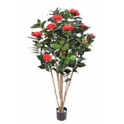 CAMELIA Artificiel JAPONICA DOUBLE NEW 130