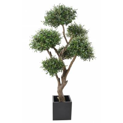 OLIVE tree BONSAI Artificial MULTI HEAD