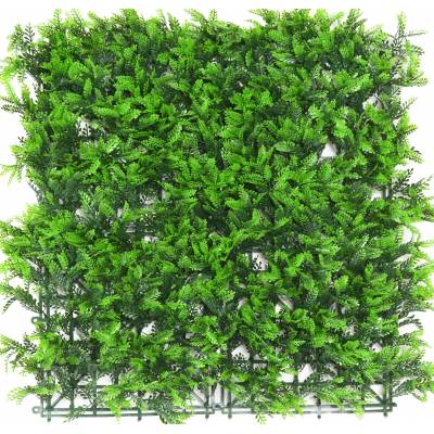 Artificial WALL BACKGROUND MINI FERNS 50 *50