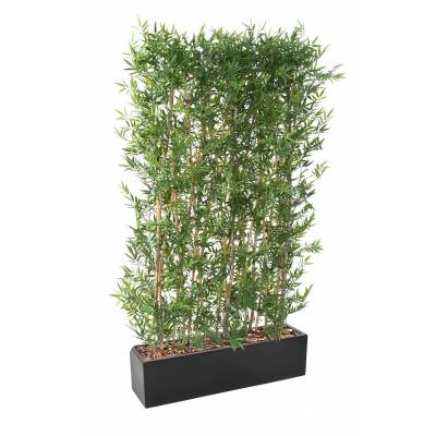 BAMBOO Artificial JAPANESE PLAST HEDGE DENSE UV BALCONNIERE