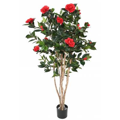 CAMELIA Artificial JAPONICA DOUBLE NEW