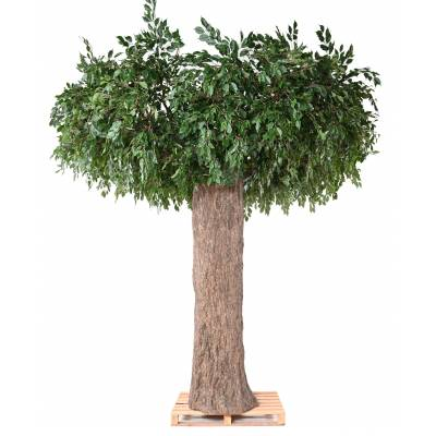 FICUS Artificial GIANT TRUNK 2 PARTS (Post Cover)