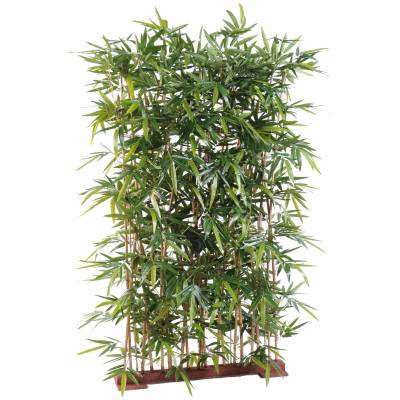 Artificial BAMBOO NEW UV HEDGE 150 BASE 75